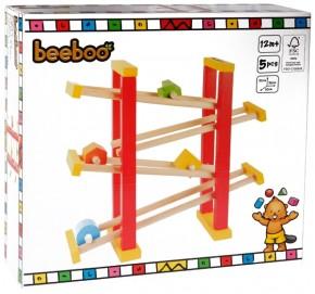 Beeboo Rollbahn Holzkugelbahn