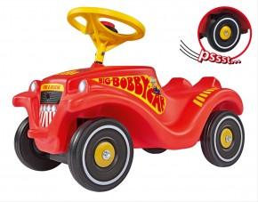 BIG Bobby Car Classic Feuerwehr mit Flüsterrädern