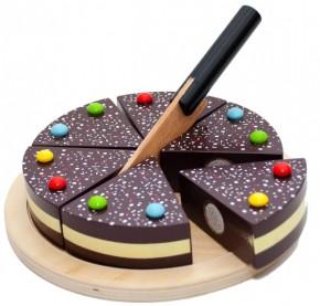 Tanner Schokoladentorte aus Holz