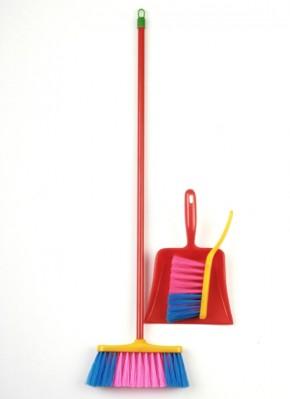 Theo Klein Kehr-Garnitur 3-tlg Kunststoff