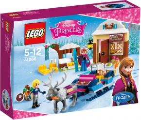 LEGO Disney Princess 41066 Annas und Kristoffs Schlittenabenteuer