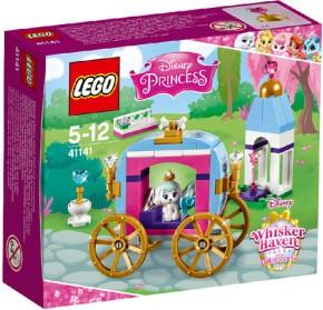 LEGO Disney Princess 41141 Ballerines Königskutsche