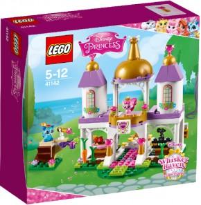LEGO Disney Princess 41142 Königliches Schloss der Palasttiere B-Ware - ungeöffnete OVP