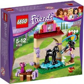 Lego 41123 Friends Waschhäuschen für Emmas Fohlen B-Ware