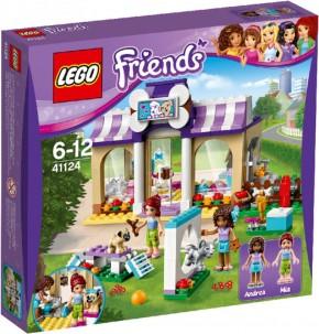 Lego 41124 Friends Heartlake Welpen-Betreuung