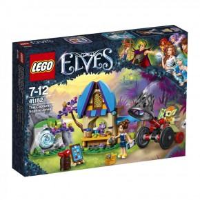 LEGO 41182 Elves Die Gefangennahme von Sophie Jones B-Ware