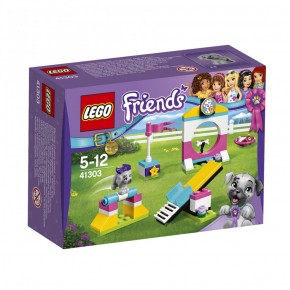 LEGO 41303 Friends Welpenspielplatz