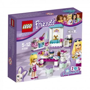 LEGO 41308 Friends Stephanies Backstube