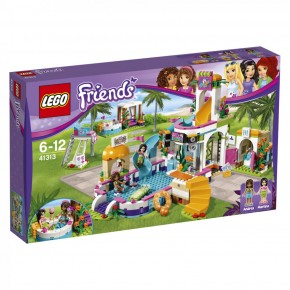 LEGO 41313 Friends Heartlake Freibad