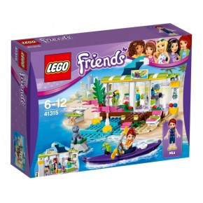 41315 LEGO® Friends Heartlake Surfladen