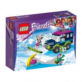 41321 LEGO® Friends Geländewagen im Wintersportort