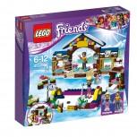 41322 LEGO® Friends Eislaufplatz im Wintersportort