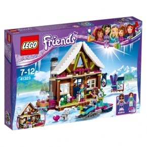 41323 LEGO® Friends Chalet im Wintersportort