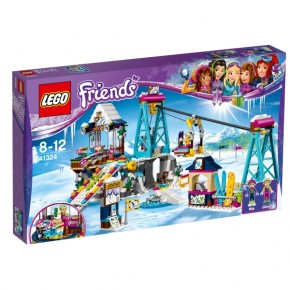 41324 LEGO® Friends Skilift im Wintersportort