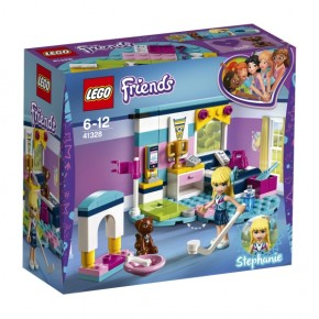 41328 LEGO® Friends Stephanies Zimmer