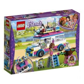 41333 LEGO® Friends Olivias Rettungsfahrzeug