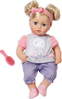 Zapf Creation Baby Annabell Sophia so Soft 43cm 2+j B-Ware OVP