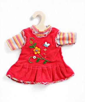 Heless Puppenkleid mit T-Shirt Gr. 28-33 cm