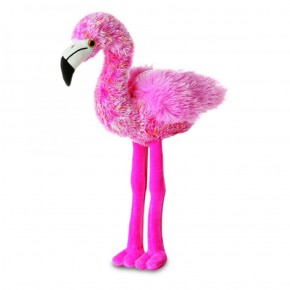 Mini Flopsie-Flavia Flamingo Plüsch 20 cm