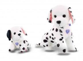 Animagic Dalmatiner Ruby & Lottie mit sanften Licht- und Soundeffekten