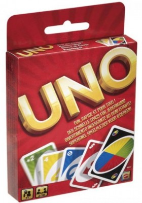 Uno Kartenspiel Original Mattel