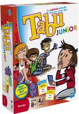Hasbro Tabu Junior Familienspiel