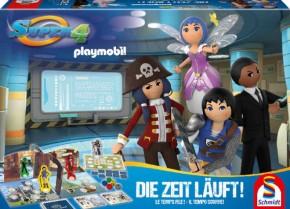 Playmobil Super 4 Die Zeit läuft 40572