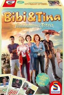 Bibi & Tina Tohuwabohu Total Kartenspiel