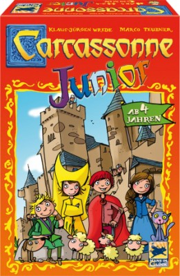 Carcassonne Junior 4+j