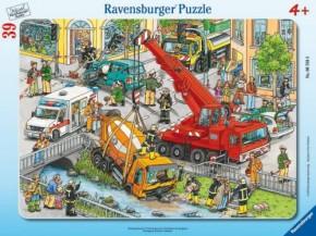 Ravensburger Puzzle Rettungseinsatz 39 Teile