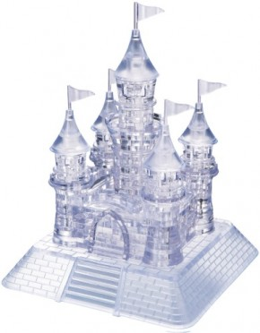 Puzzle 3D Crystal Schloss 105 Teile