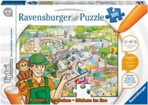 tiptoi® Puzzle Im Zoo 100 Teile