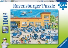 Ravensburger Puzzle Polizeirevier 100 T