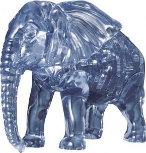 Puzzle 3D Crystal Elefant 40 Teile