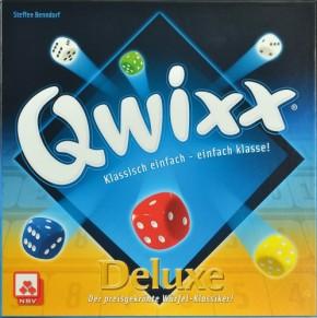 Qwixx Deluxe Würfelspiel