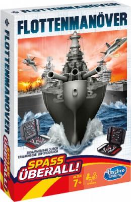 Flottenmanöver Kompakt Strategiespiel
