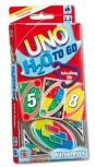 Uno H2O Kartenspiel wasserfest Mattel B-Ware OVP