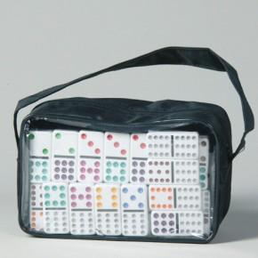 WEICO 12er Domino in der Reißverschlusstasche