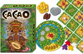 Cacao Legespiel Abacus-Spiele B-Ware OVP