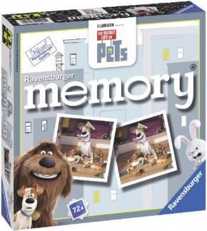 Ravensburger 212255 PETS memory® B-Ware OVP