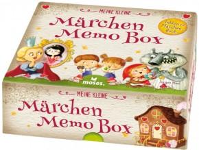 moses Meine kleine Märchen Memo Box 4+j
