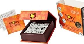 Story Cubes Geschichten erfinden Spiel