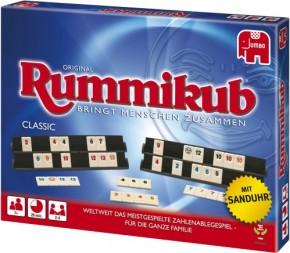Rummikub Classic inkl. Sanduhr Familienspiel