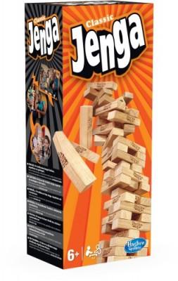 Jenga Classic Geschicklichkeitsspiel B-Ware OVP