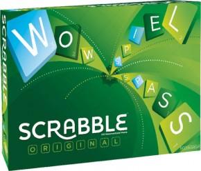 Scrabble Original Mattel