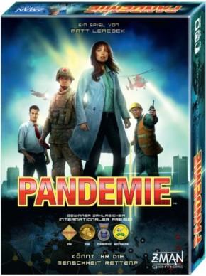 Pandemie Brettspiel