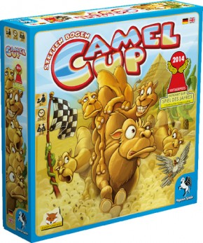 Camel Up Familienspiel