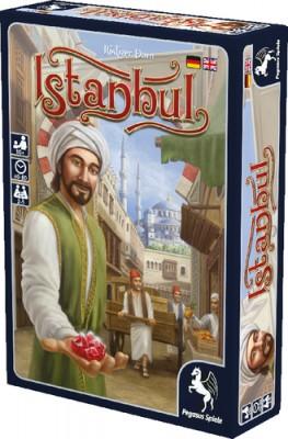 Istanbul Strategiespiel