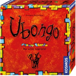 Ubongo Neue Edition 2015 Legespiel B-Ware OVP