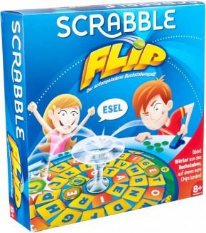 Mattel Scrabble Flip B-Ware OVP